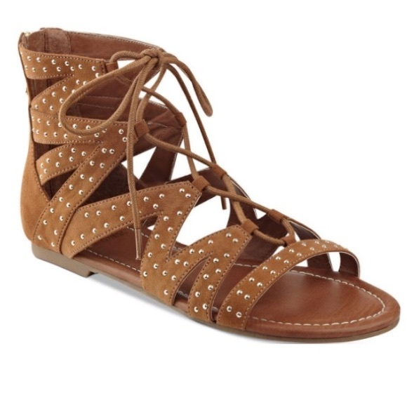 1516791670ef G By Guess Womens Leidah Open Toe Gladiator Sandal